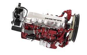 Mack 16-liter engine