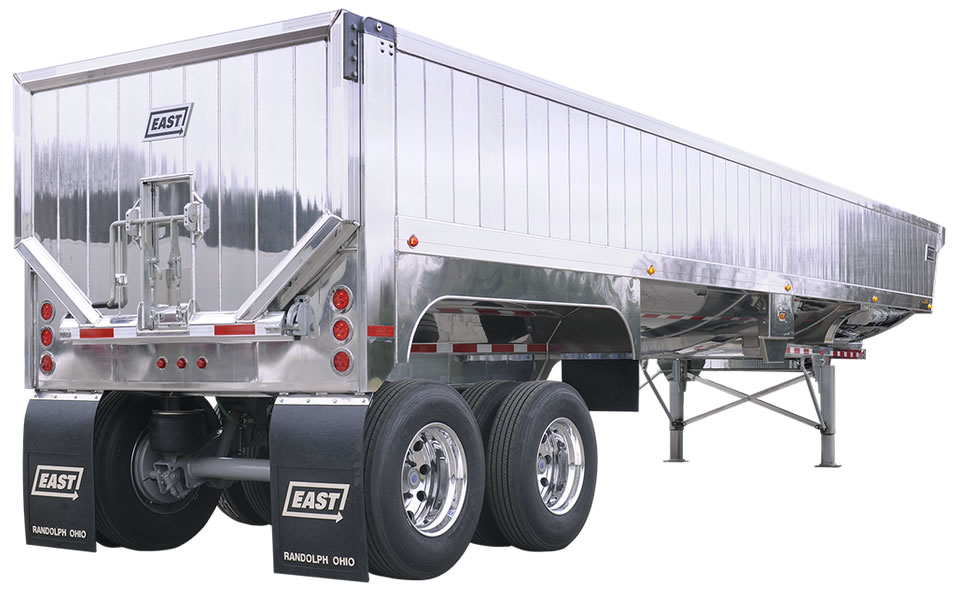 East Manufacturing Hybrid Dump Trailer