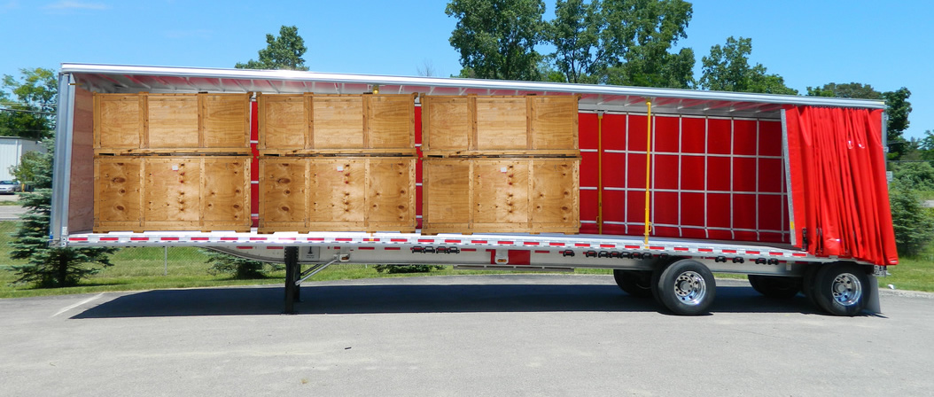 East Manufacturing - Flat Bed Trailer