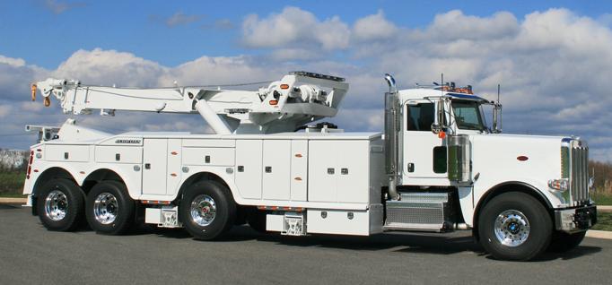 Jerr-Dan Rotators - Waters Truck and Tractor