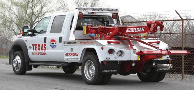 JERR-DAN HPL-60 STANDARD WRECKER