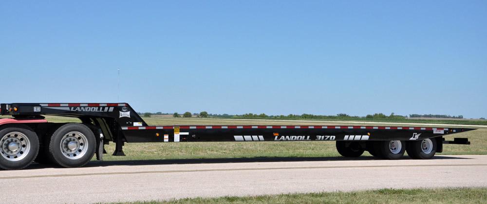 Traveling Axle Model 317E