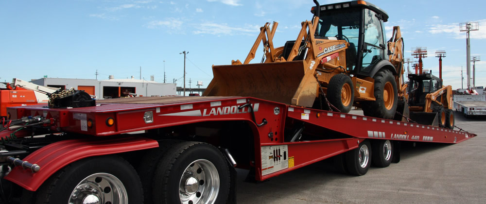 Traveling Axle Model 440A