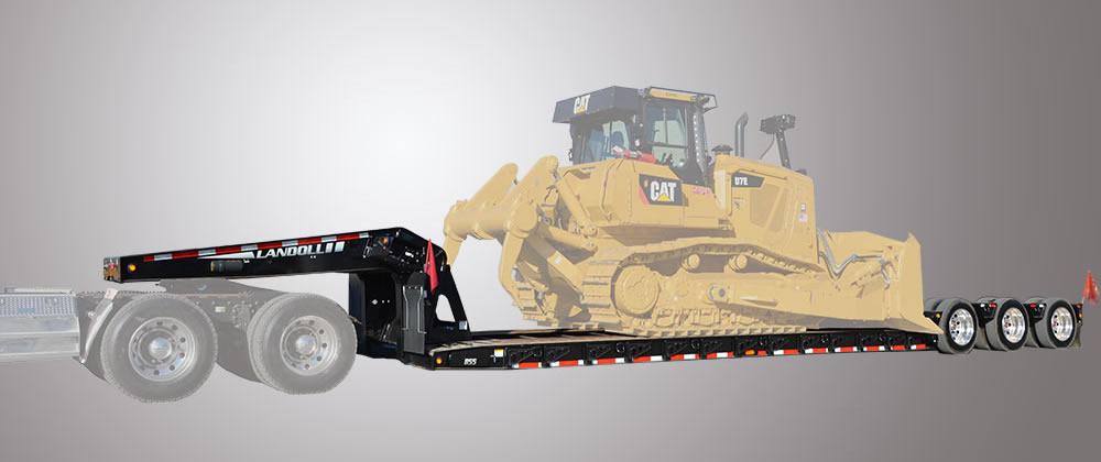 Bottom Dump Model 855E-CONSTRUCTION