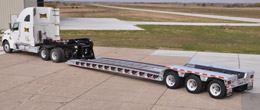 Detachable Gooseneck Trailers