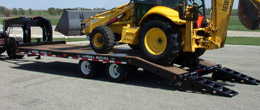 Industrial Tag Trailers