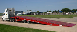 Traveling Axle Trailers