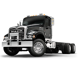 Mack Granite MHD Truck