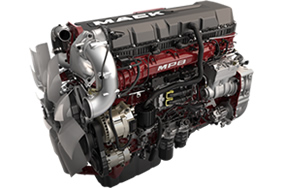 Mack MP8 Engine